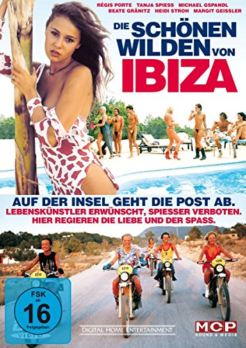 Bild von Die Schönen Wilden von Ibiza
