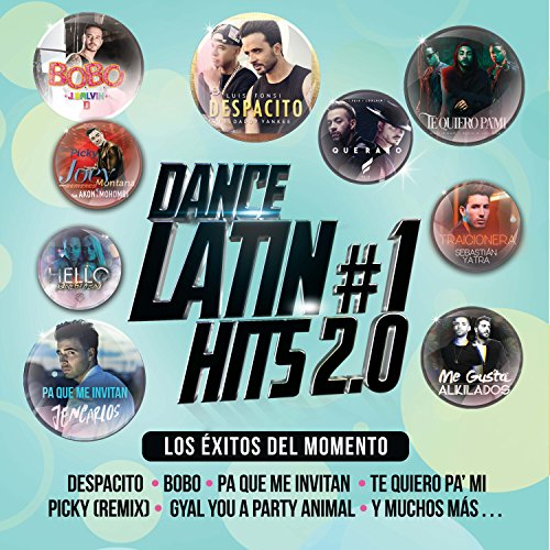 Dance Latin #1 Hits 2.0