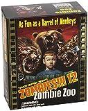 Zombies!! 12: Zombie Zoo - Juego de tablero (Twilight Creations TLC2112) (versión en inglés)