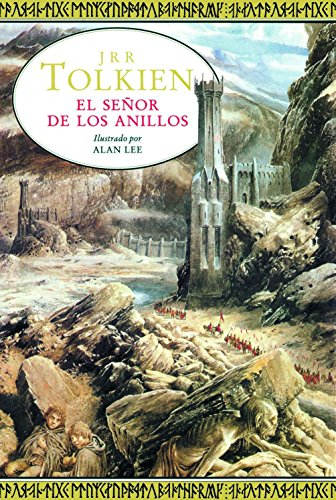 El Señor de los Anillos. Ilustrado por Alan Lee (Biblioteca J. R. R....