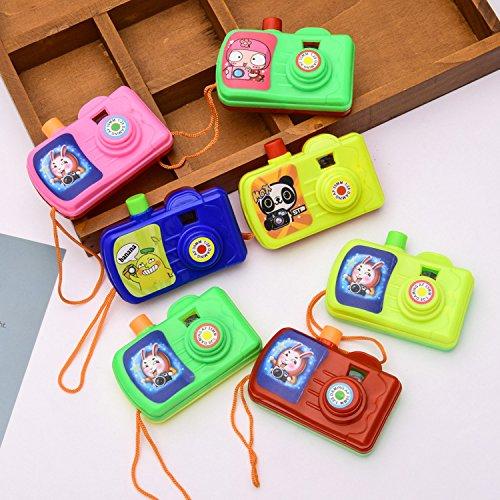 Tery Baby Toddler giocattoli giocattoli elettronic Regalo del puntello di fotografia del giocattolo della macchina fotografica della proiezione della macchina fotografica del fumetto del bambino