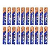 PKCELL 20 x AAAA LR61 AM6 E96 LR8D425 MN2500 MX2500 Alkaline Batterie