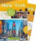 Bruckmann Reiseführer New York: Zeit für das Beste. Highlights, Geheimtipps, Wohlfühladressen. Inklusive Faltkarte zum Herausnehmen.
