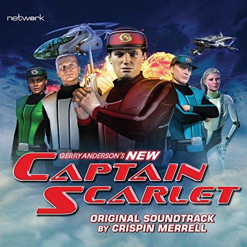 New Captain Scarlet: Original Soundtrack
