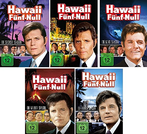 Staffel 6-10 (30 DVDs)