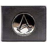 Cartera de Ubisoft Assassins Creed Unity Symbol Badge Negro