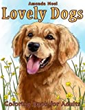 Lovely Dogs Coloring Book for Adults