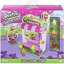Shopkins Kinstructions, ste per frutta e verdura giocattolo, colore: Multicolore