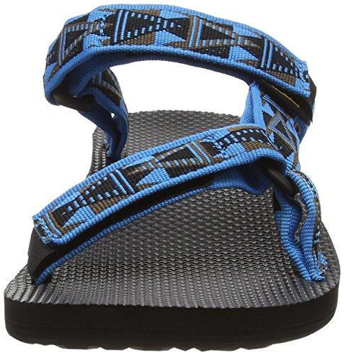 Teva M Universal Slide, Sandales homme Bleu - Blue (Mcb)
