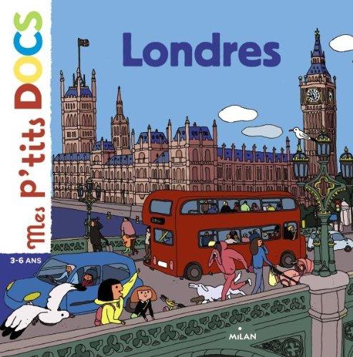 Mes P'Tits Docs: Londres par Stephanie Ledu