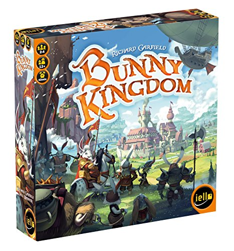 Unbekannt iello 514333 Bunny Kingdom