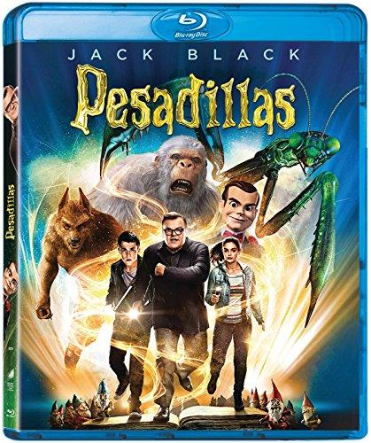 Pesadillas [Blu-ray] 61pPpcgANTL