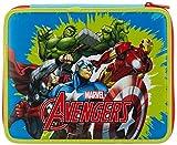 Seven Avengers 339011604-519 Astuccio Maxi da Scuola, Poliestere, Blu