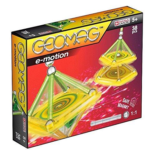 Preisvergleich Produktbild Geomag 033 - Emotion Magic Spin, 38-teilig