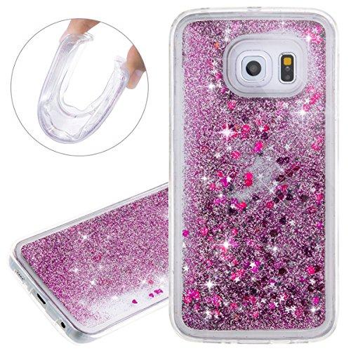 galaxy-s6-edge-case-galaxy-s6-edge-cover-isaken-samsung-galaxy-s6-edge-glitter-case-unique-design-fl