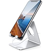 Lamicall Supporto Telefono, Dock Telefono - Universale Supporto Dock per iPhone 12 Mini, 12 PRO Max, 11 PRO XS Max XR X…