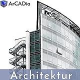 ArCADia BIM LT, Erweiterung ARCHITEKTUR FACHPLANUNG, inkl. Import / Export ins IFC-Format, Building Information Modeling Ideologie (BIM)