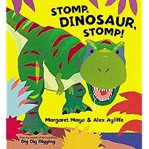 Stomp, Dinosaur, Stomp! (On the Go)