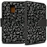 YOUNiiK Booklet Case Tasche (schwarz) für Samsung Galaxy S5 Mini - Chroniken der Unterwelt: City of Bones / Medelin