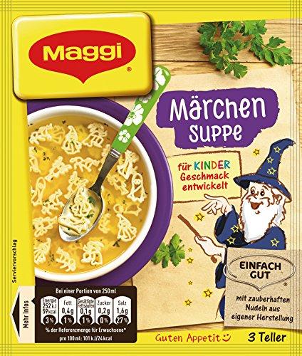 Maggi Guten Appetit Suppe Märchen, 20er Pack (20 x 53 g)