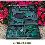 Pei Garten Werkzeug Set Hochqualitativ Robust Für Gartenfreund U. Profigärtner(10 In1)