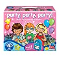 Orchard Toys Party Party Party! - Juego de mesa de fiesta de Orchard Toys