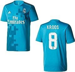 adidas Real Madrid Trikot 3rd Herren 2018 - KROOS 8