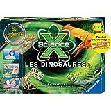 Ravensburger - 18161 - Jeu Éducatif et Scientifique - Mini Science X Les Dinosaures