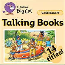 Talking Books: Band 09/Gold (Collins Big Cat Audio)