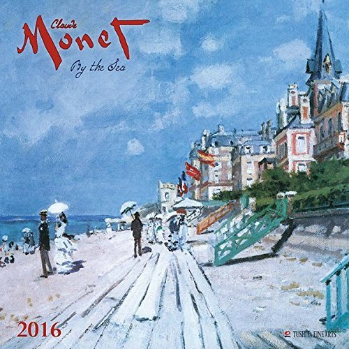 Claude Monet-By the Sea (160555) (English, Spanish, French, Italian and German Edition) by Claude Monet (2015-08-15) por Claude Monet