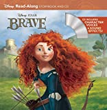 Relive the magic of the Disney*Pixar film, Brave, with this storybook and CD--a great value at just $6.99. The CD includes word-for-word narration, thrilling sound effects, and original character voices from the movie!