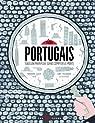 Trois Portugais sous un parapluie par Walsh