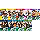 The King of Queens Staffel 1+2+3+4+5+6+7+8+9 (1-9) - Remastered 16:9 [DVD Set] Die komplette Serie