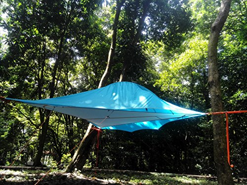Skysurf 2-Person C&ing Tree Tents ... & Skysurf 2-Person Camping Tree Tents - Lightweight All-Season Tree ...