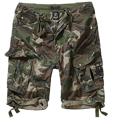 Columbia Mountain Shorts woodland - M