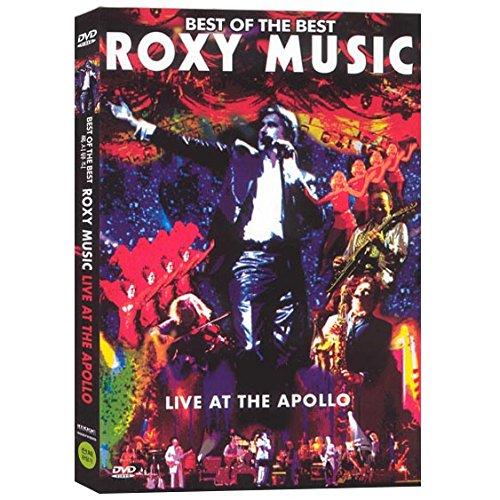 Roxy Music: Live at the Apollo (2002) Alle Region (Roxy Music Dvd)