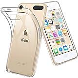 TopACE® Ultra Slim Transparente TPU Silicona Funda Protective Case Funda Cover para Apple iPod touch 6/ 7 2019 (6 Generation