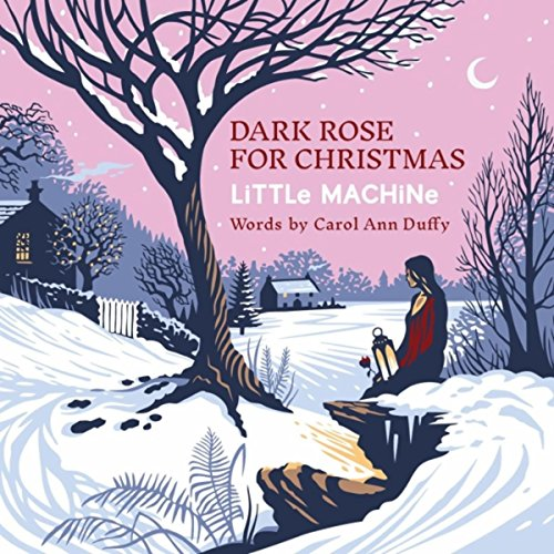 Dark Rose for Christmas