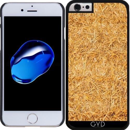 Coque pour Iphone 5/5S - Foin Pressé by Carsten Reisinger Plastique Rigide