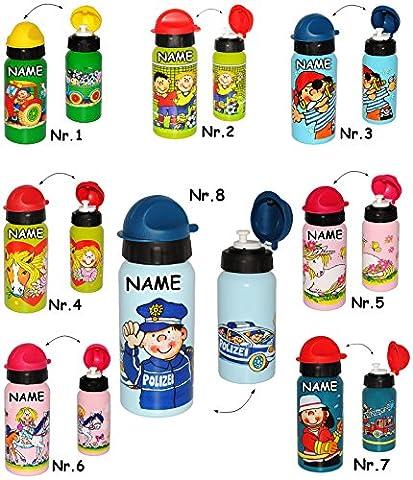 Sportflasche / Trinkflasche - auslaufsicher -
