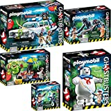 PLAYMOBIL Ghostbusters set en 5 parties 9220 9221 9222 9223 9224...