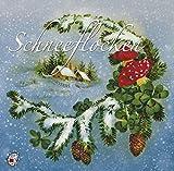 Schneeflocken: bringen Märchen und wundervolle Musik