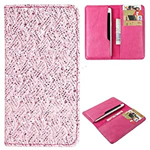 DooDa PU Leather Case Cover For Intex CLOUD STRING HD