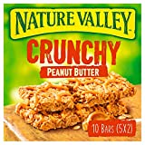 Nature Valley Crunchy Peanut Butter Cereal Bars 5x42g
