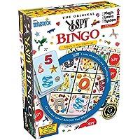 University Games I SPY Original Bingo Game, Multi-Colour