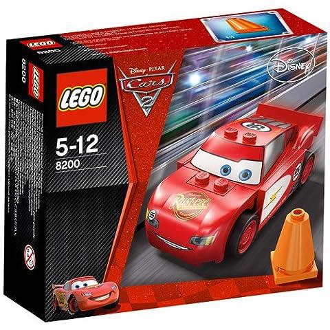 LEGO: Radiator Springs Lightning McQueen