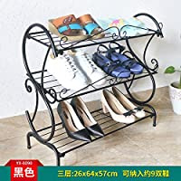 eisen - rack - storage rack einfache staubdichten rack hob der schuh.,n