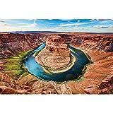 GREAT ART XXL Poster - Horseshoe Bend Arizona - USA