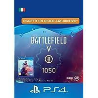 Battlefield V - 1.050 Valuta Battlefield - PS4 Download Code - IT Account DLC | PS4 Download Code - IT Account
