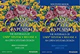 The Magic Garden Explained (Set of 2 Books)